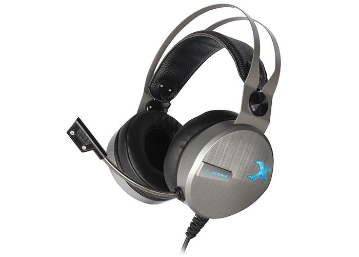 Snopy Rampage SN-RX8 Gaming Gümüş Mikrofonlu Kulaklık