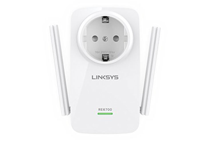 Linksys RE6700-EG Wifi Range Extender