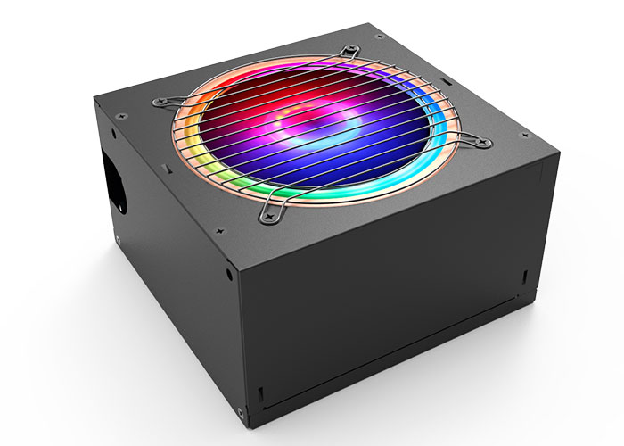 Rampage RGB-600 600W 80 Plus Bronze 12cm RGB Fanlı Power Supply