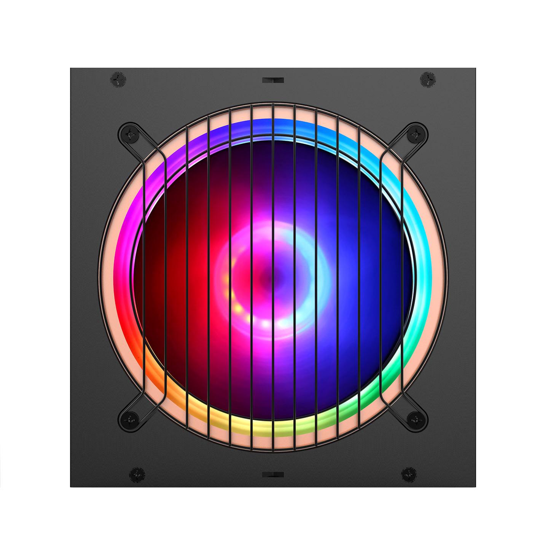Rampage RGB-500 500W 80 Plus Bronze 12cm RGB Fanlı Power Supply