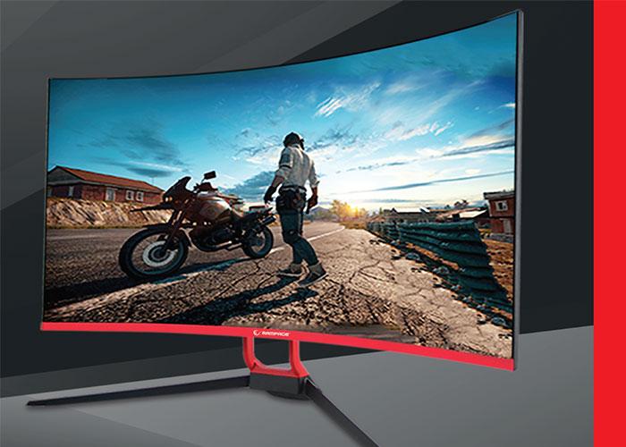 Rampage RM-315 X-TITAN HDR 31,5inç 165Hz VA Panel HDMI*3+DP PC Curved Oyuncu Monitörü