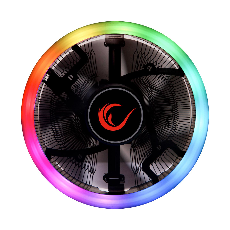 Rampage RM-C01 COOL-FIX 124*124*67mm 1800rpm CPU Soğutucu