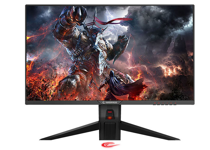 Rampage RM-744 REFLECT 27 144hz 1ms Freesync Technology RGB PC Curved Gaming Monitor