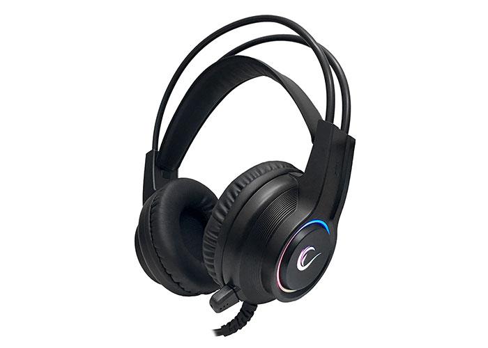 Rampage RM-K15 X-MASTER Siyah Usb 7.1 RGB Ledli Gaming Oyuncu Mikrofonlu Kulaklık