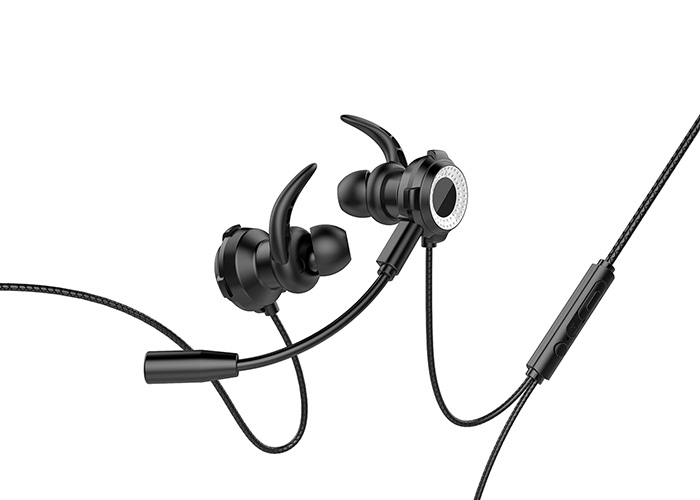Rampage RM-K21 SUPERB 3,5mm Gaming Siyah Kulak İçi Mikrofonlu Kulaklık