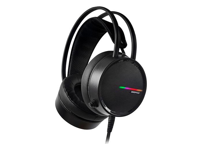 Rampage RM-K3 CASHE Siyah USB 7.1 Version Gaming Oyuncu Mikrofonlu Kulaklık