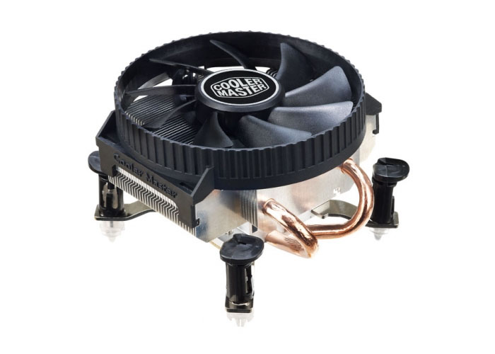 Cooler Master RR-V211-15FK-R1 İntel Socket 1156 / 1155 / 775 CPU Vortex 211Q Cpu Fan