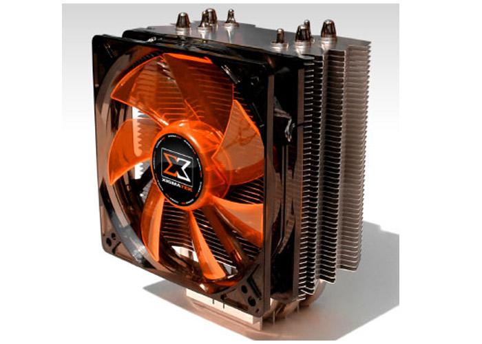 Xigmatek S1284W İ5/İ7 Achilles Tüm/775 CPU Fan