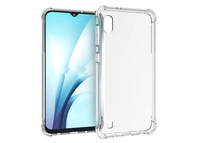 Addison SAM-A10 Şeffaf Samsung Galaxy A10 Telefon Kılıfı