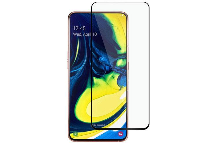 Addison SAM-CA80 Full Cover Samsung Galaxy A80/A90 Cam Ekran Koruyucu