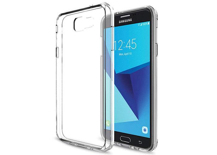 Addison SAM-J701 Şeffaf SAMSUNG GALAXY J7 PRIME Telefon Kılıfı