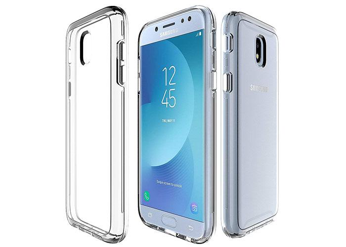 Addison SAM-J702 Şeffaf SAMSUNG GALAXY J7 PRO Telefon Kılıfı