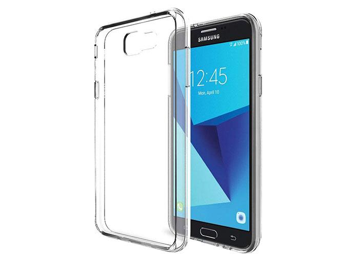 Addison SAM-J704 Şeffaf SAMSUNG GALAXY J7 PRIME 2 Telefon Kılıfı