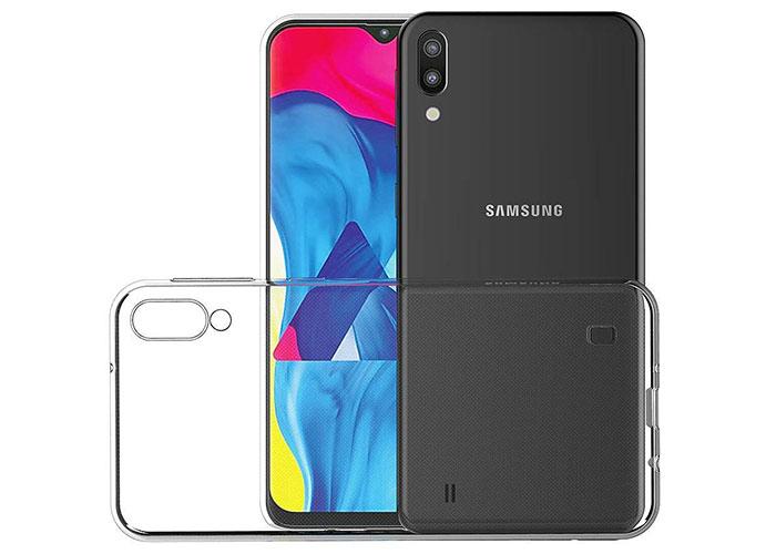Addison SAM-M10 Şeffaf Samsung M10 Telefon Kılıfı