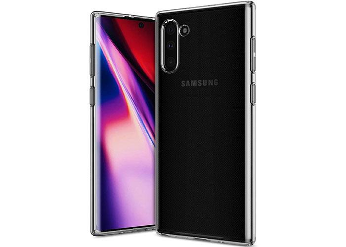 Addison SAM-NOTE10 Samsung Note 10 Şeffaf Koruma Kılıfı