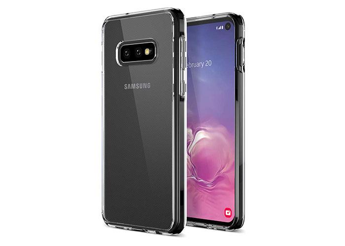 Addison SAM-S10E Şeffaf Samsung S10E Telefon Kılıfı