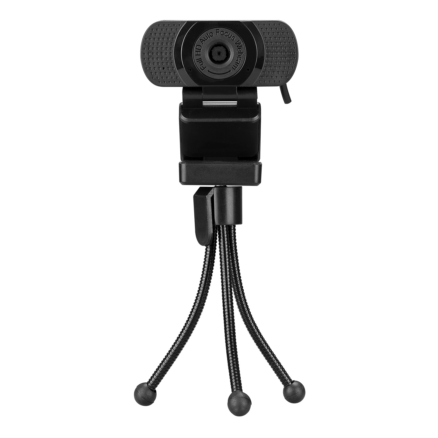 Everest SC-HD02 1080P Full HD Auto Focus Metal Tripod ve Hassas Dahili Mikrofonlu Webcam Usb Pc Kamera