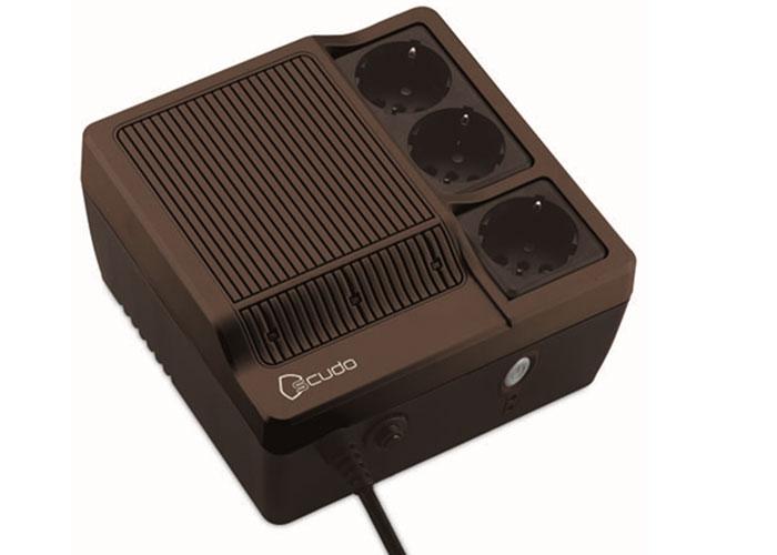 Fsp SCUDO1200 720W 1200VA Siyah Regülatör