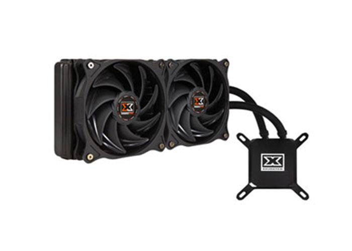 Xigmatek Scylla 240 EN8620 İntel/Amd Tümü 2*120x120x25mm Su Soğutma CPU Soğutucu