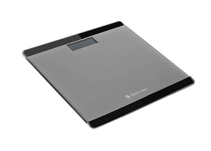 Silver Crest SC-710 Siyah Standart Baskül