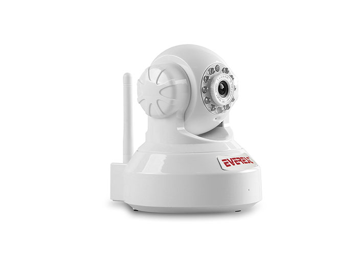 Everest SC-730 720P IP Smart Wifi Network 10 Led Moving Security Camera
