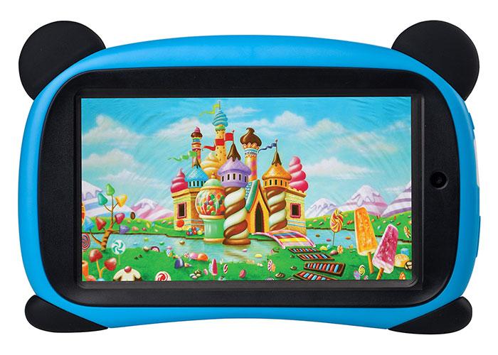 Everest EVERPAD SC-730 Panda Wifi-Çift Kamera 2500mAh Mavi 7LCD1024x600TN 1GB 16GB Android 8.1Go Tablet