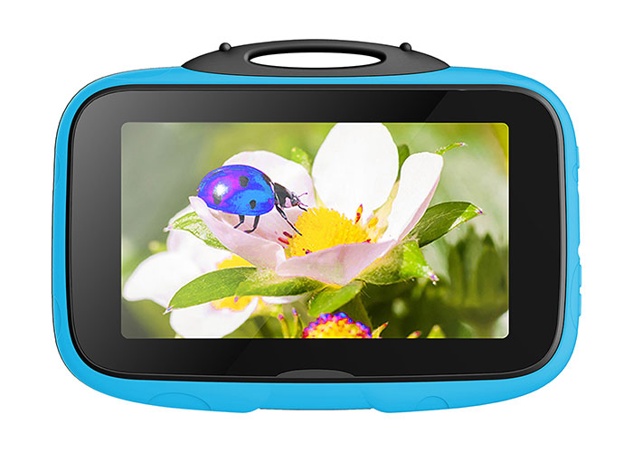 Everest EVERPAD SC-735 Happy Kids Wifi-Çift Kamera 2500mAh 7''LCD 1GB 16GB Andrid Mavi Tablet