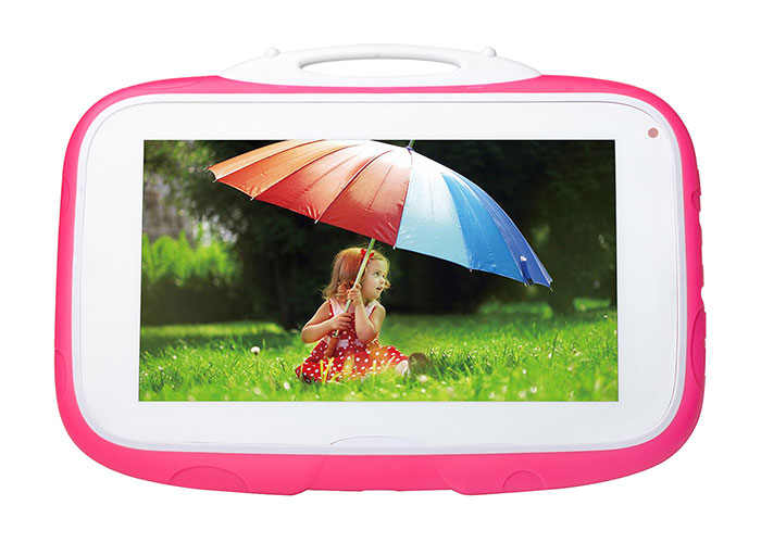 Everest EVERPAD SC-735 Happy Kids Wifi-Çift Kamera 2500mAh 7''LCD 1GB 16GB Android Pembe Tablet