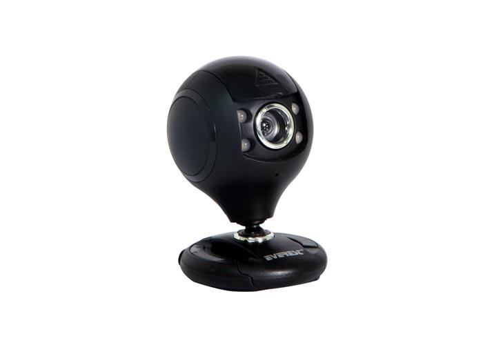 Everest SC-802 Usb Microphone Silver / Black Pc Camera