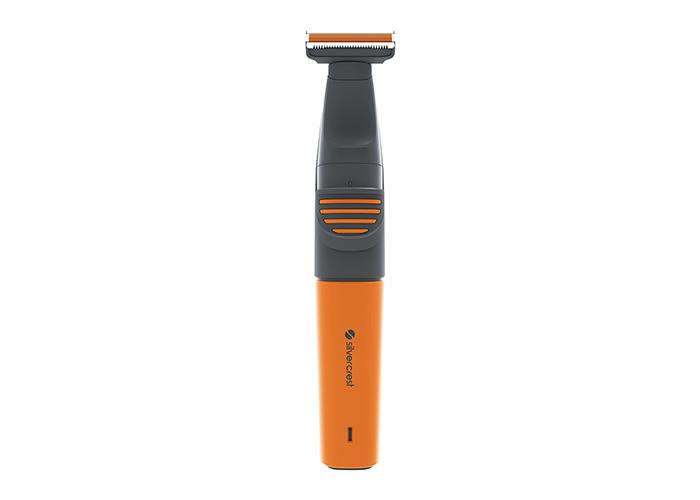 Silver Crest SC-910 5 in 1 Turuncu Bakım Seti Şarjlı Saç Sakal Tıraş
