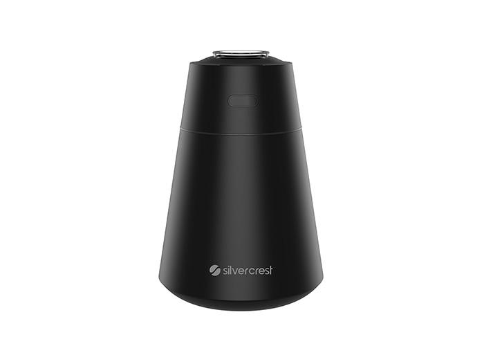 Silver Crest SC-HN03 2W - 200mL Su kapasitesi 4 - 8 Saat Çalışma Oda Nemlendirici Siyah
