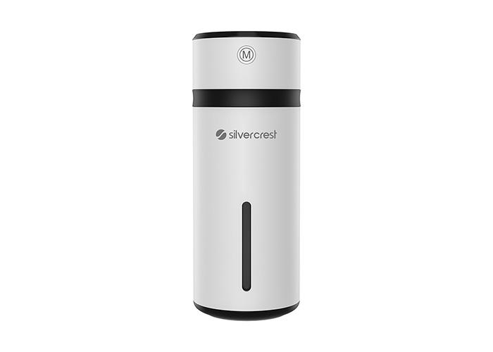 Silver Crest SC-HN01 2W - 200mL Su kapasitesi 4 - 8 Saat Çalışma Oda Nemlendirici Beyaz-Siyah