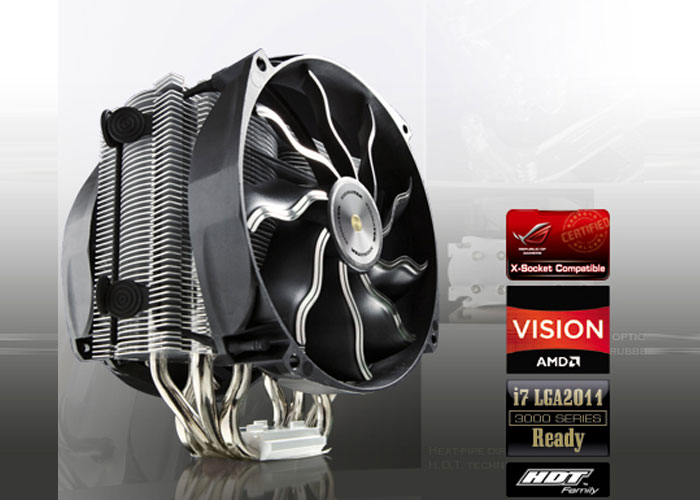 Xigmatek Prime SD1484 İntel/Amd CPU Fan