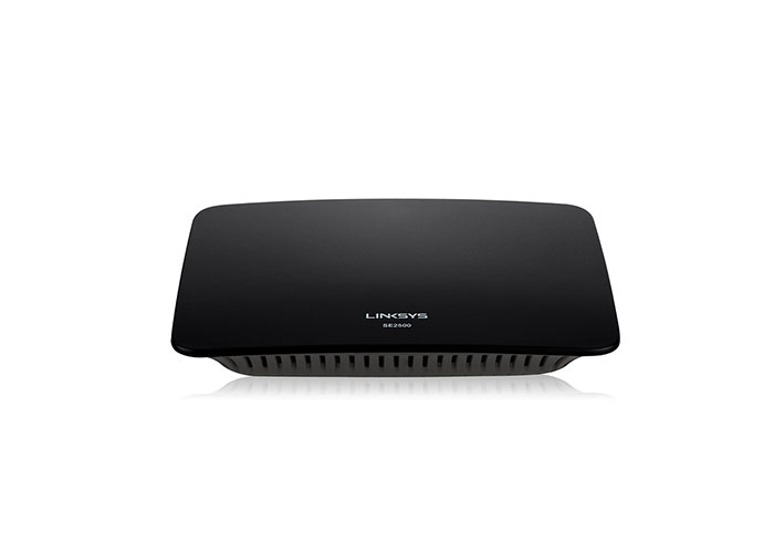 Linksys SE2500-EU 5 Port 10/100/1000Mbps Gigabit Ethernet Switch Hub