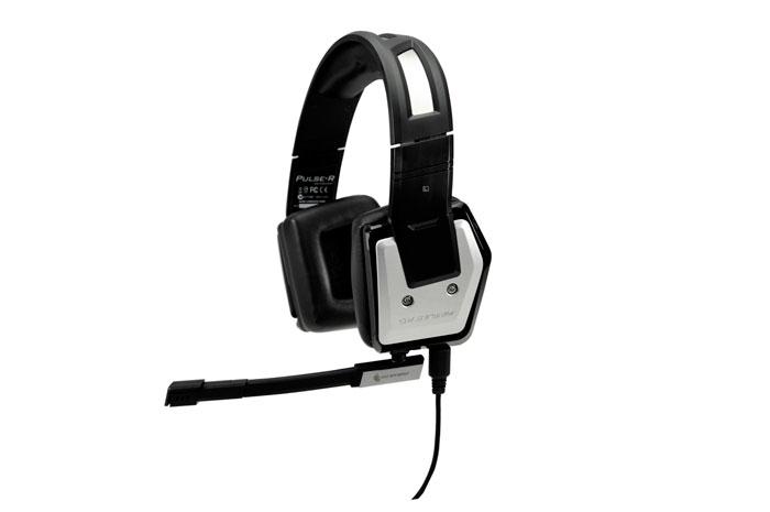 CM Storm SGH-4330-KATA1- PULSE-R Siyah/Gri Mikrofonlu Kulaklık