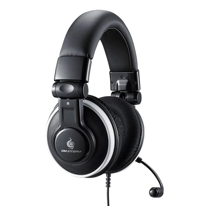 CM Storm SGH-4600-KWTA1-CERES-500 Siyah/Gri Mikrofonlu Kulaklık