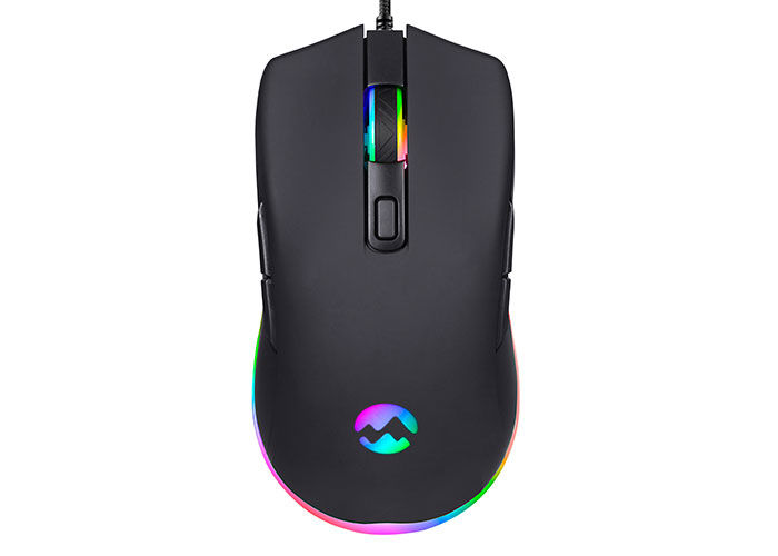 Everest SGM-L1 LUMOS Usb Siyah 6400 Dpi Gaming Oyuncu Mouse