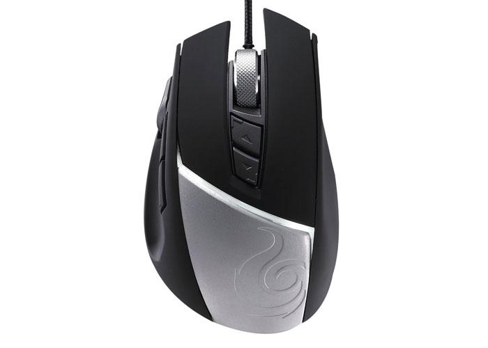 CM Storm SGM-6002-KLLW1-REAPER Usb Siyah Aluminum Mouse