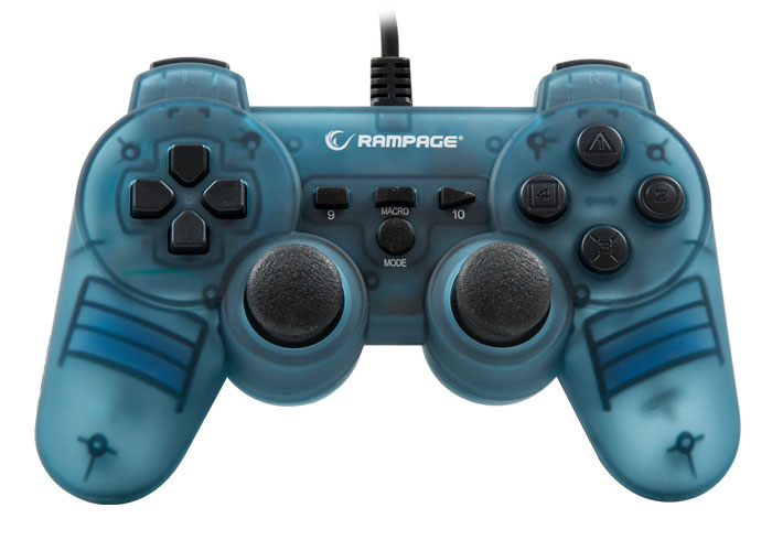 Snopy Rampage SG-R606 PS3 / PC Light Joypad USB 1.8m