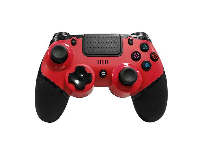 Snopy Rampage SG-RPS4 PLUS Kırmızı Bluetooth Çift Titreşimli PS4-Gamepad Joypad