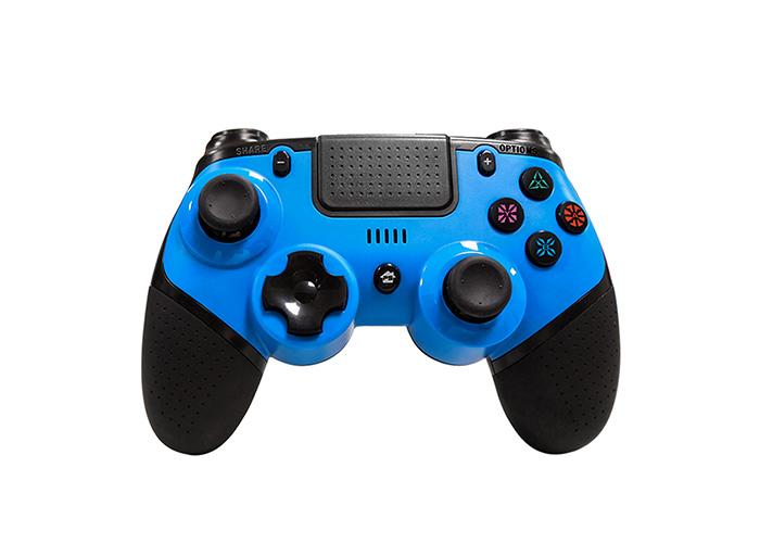 Snopy Rampage SG-RPS4 PLUS Mavi Bluetooth Çift Titreşimli PS4-Gamepad Joypad