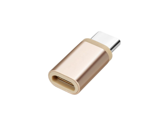 S-link SL-IP53 Micro Usb to Type C Converter Cable