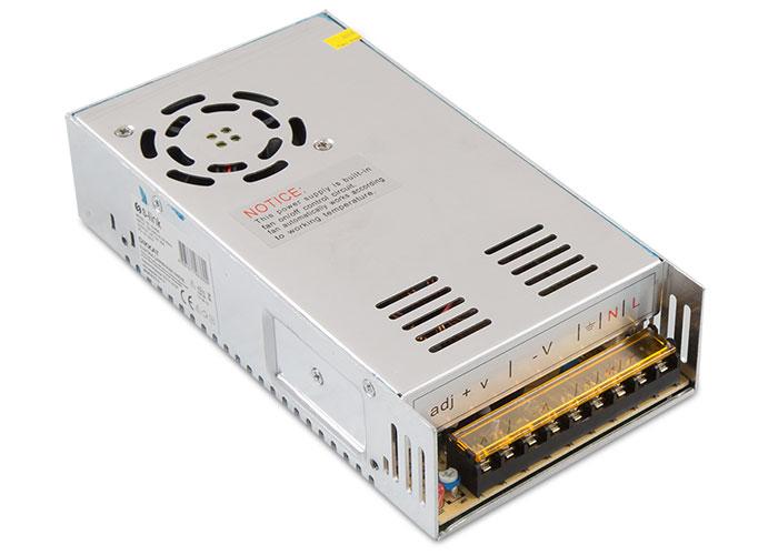 S-link SL-KA600 12V 50A 600W Metal Kamera Güç Kaynağı