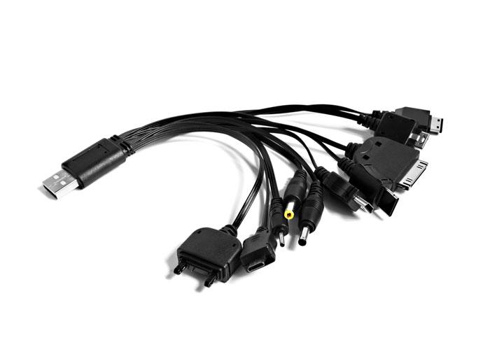 S-link SLX-10C USB 10 Lu Şarj Aleti