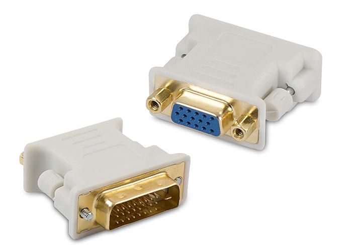 S-link SLX-133 DVI 24+1 M TO VGA F Adaptör
