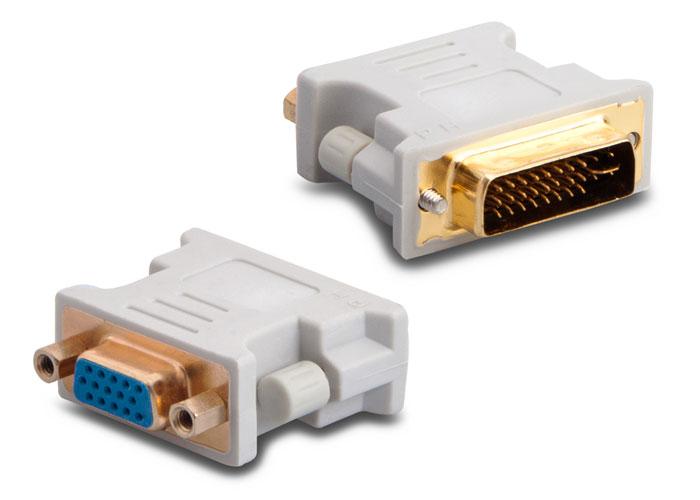 S-link SLX-136 DVI 24+5 M TO VGA F Adaptör
