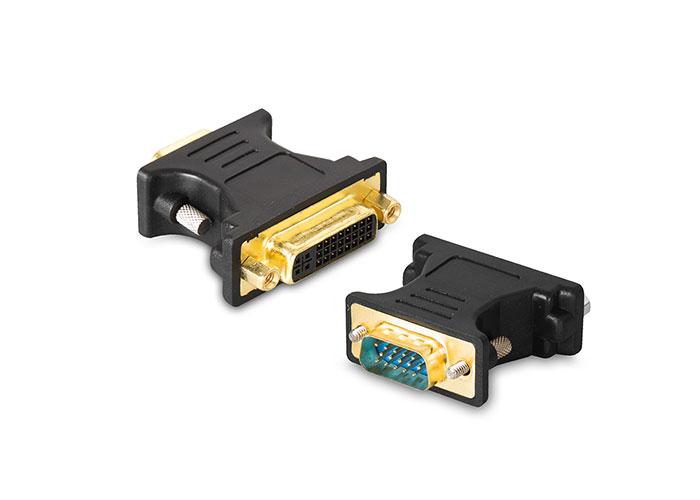 S-link SLX-137 DVI 24+1 F TO VGA M Adaptör