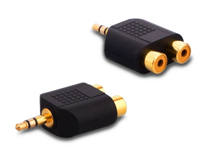 S-link SLX-214 Audio Adapter Stereo Çevirici