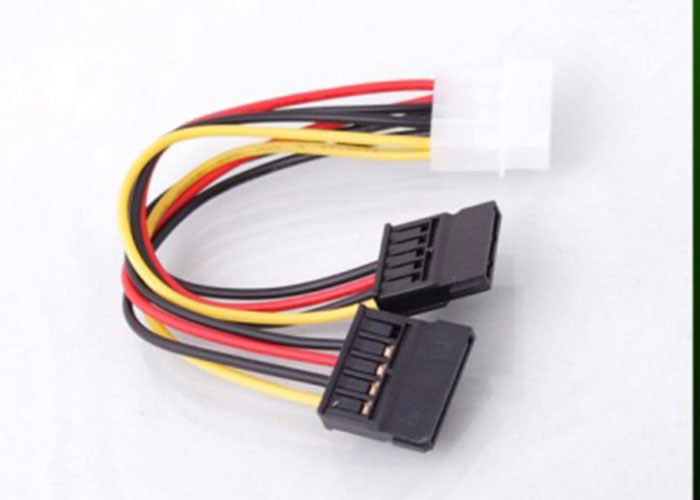 S-link SLX-312 Dual Sata Power Cable