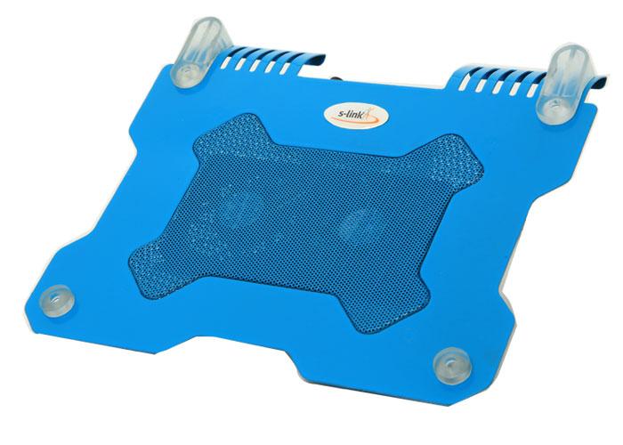 S-link SLX-78D Mavi Notebook Soğutucu Stand